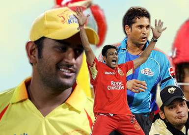 IPL all star eleven