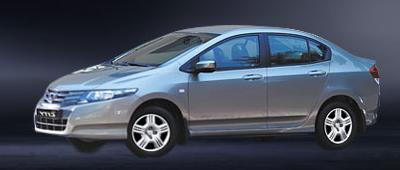 All New Honda City - iVtec