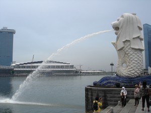 marina-bay-merlion-singapore