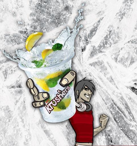 KFC Krushers Cocktails