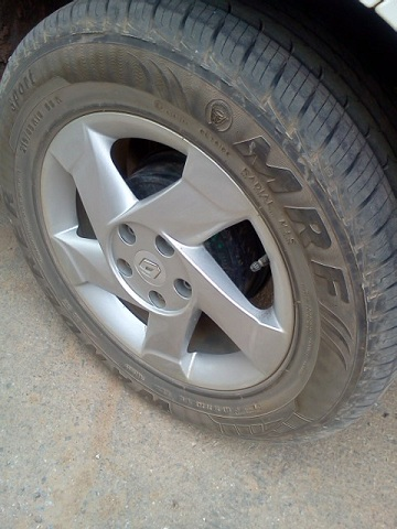 renault duster alloys