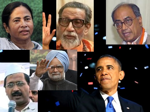 Indian politicians about Obama