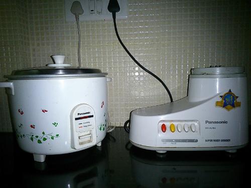 panasonic mixer blender rice cooker
