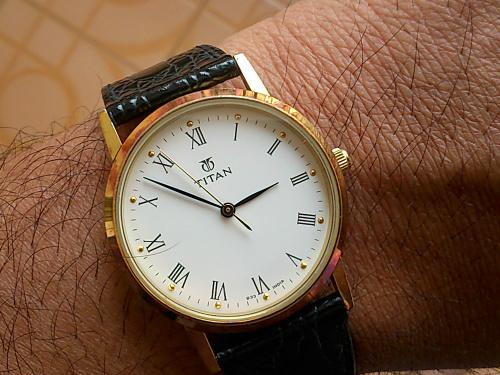 titan formal watches