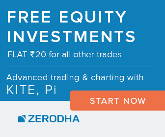 Zerodha Discount Brokerage